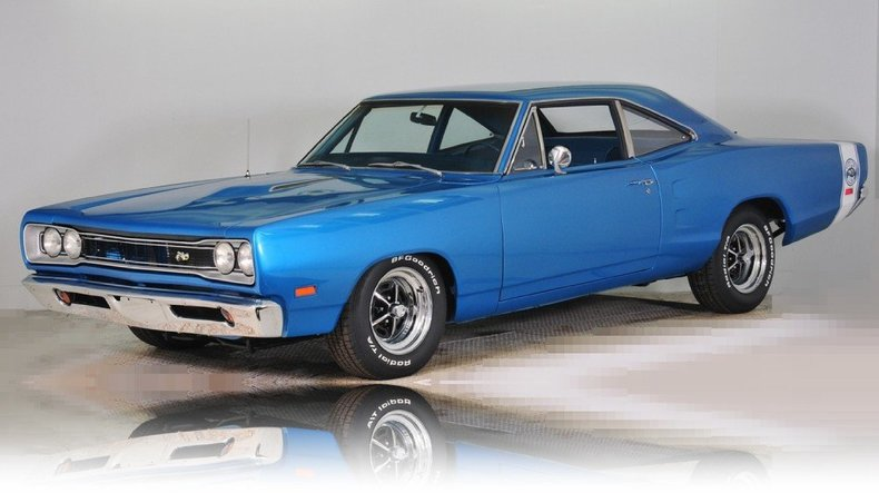 1969 Dodge Superbee Image 32