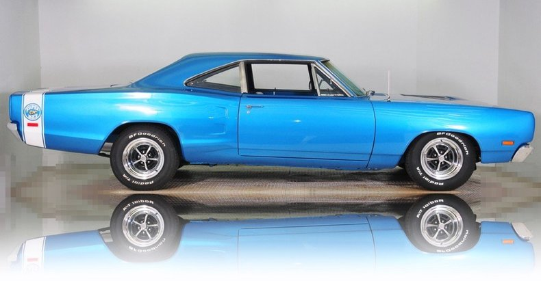 1969 Dodge Superbee Image 50