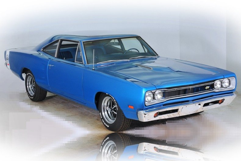 1969 Dodge Superbee Image 55