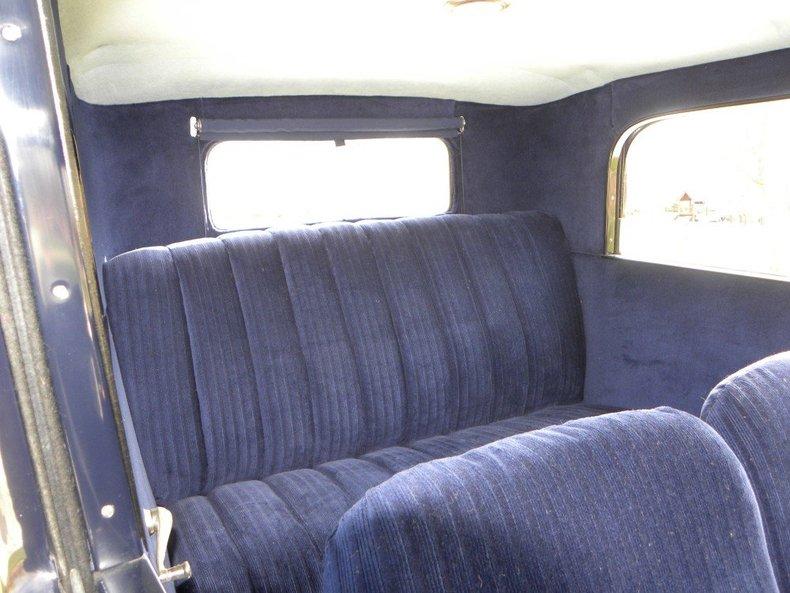 1929 Chevrolet  Image 106