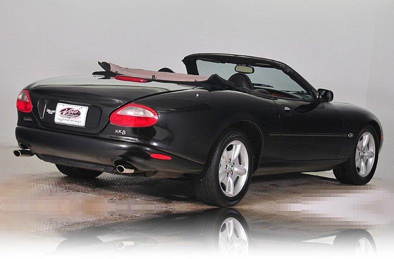 1997 Jaguar  Image 48