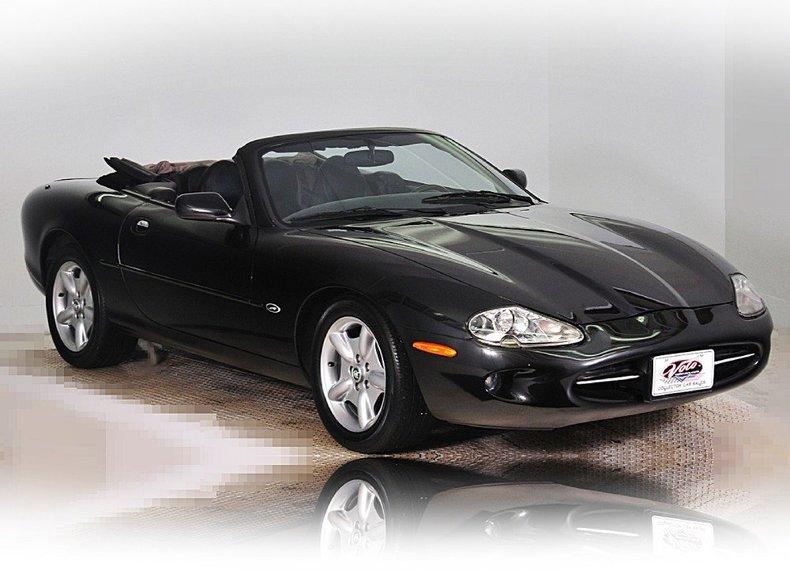 1997 Jaguar  Image 16