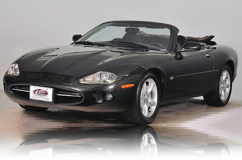 1997 Jaguar  Image 20