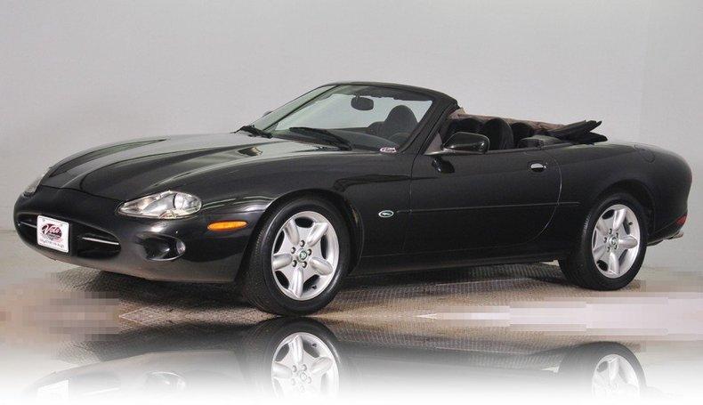 1997 Jaguar  Image 22