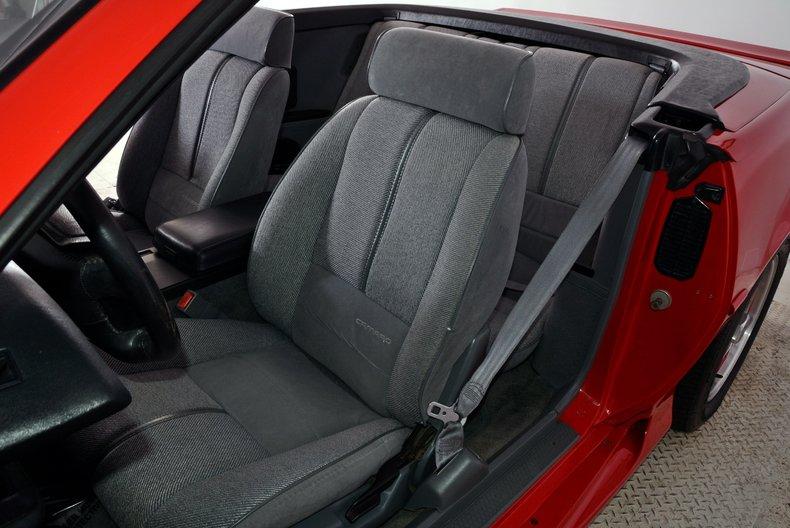 1991 Chevrolet Camaro Image 8