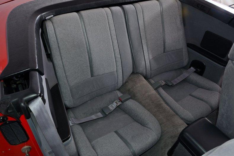1991 Chevrolet Camaro Image 10