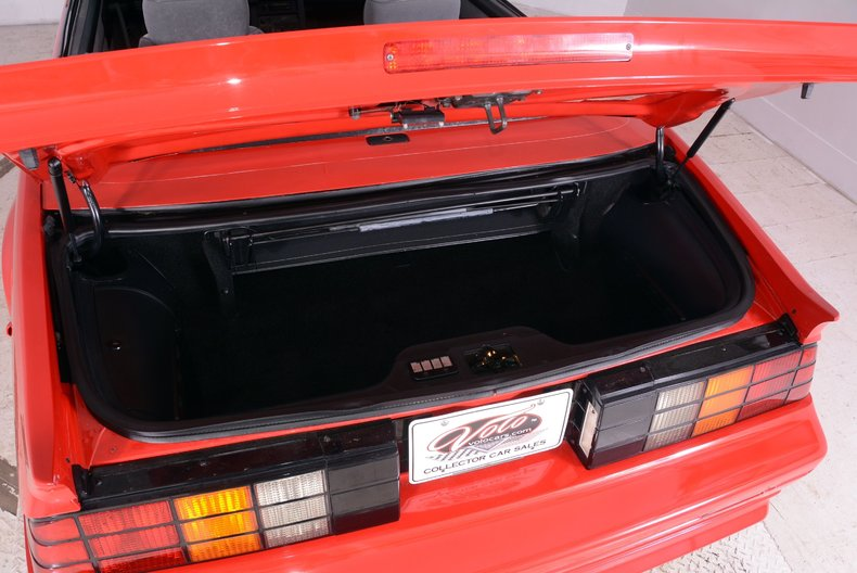 1991 Chevrolet Camaro Image 14