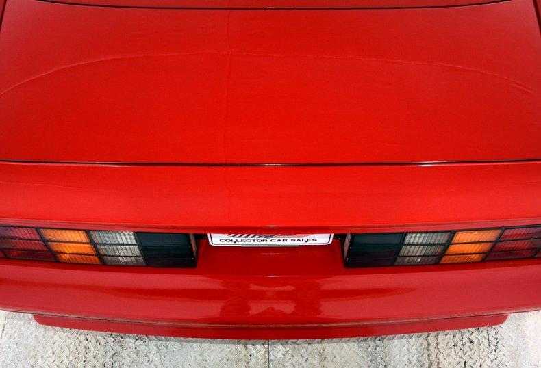 1991 Chevrolet Camaro Image 19