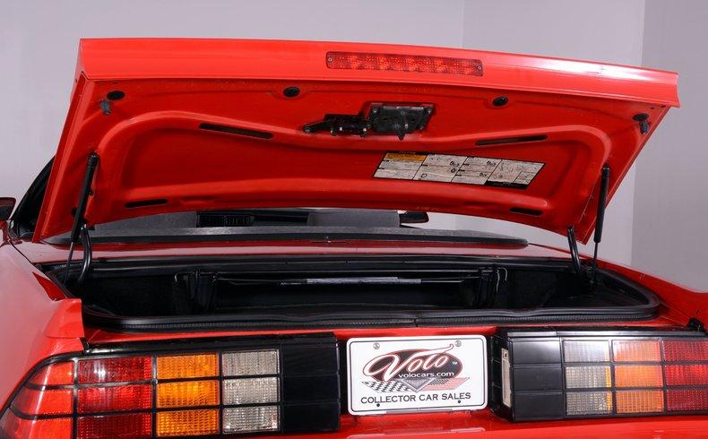 1991 Chevrolet Camaro Image 30
