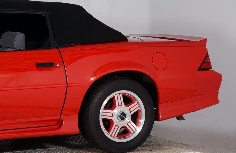 1991 Chevrolet Camaro Image 38