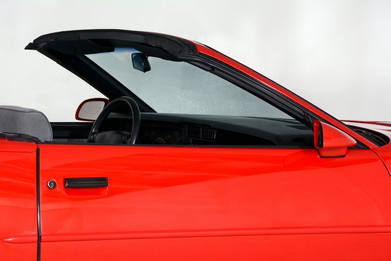 1991 Chevrolet Camaro Image 43