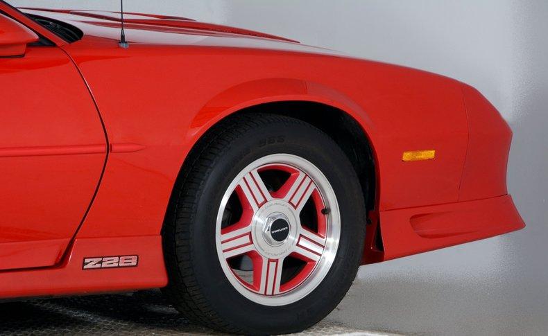 1991 Chevrolet Camaro Image 51