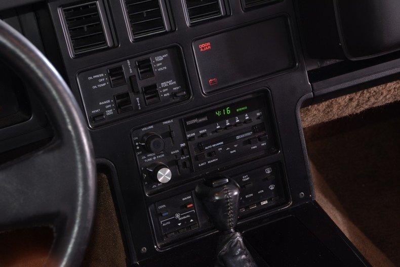 1987 Chevrolet Corvette Image 8