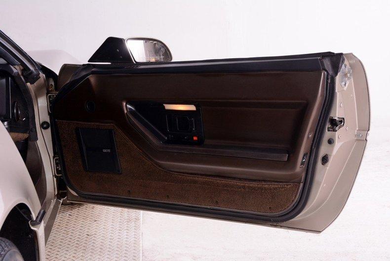 1987 Chevrolet Corvette Image 11