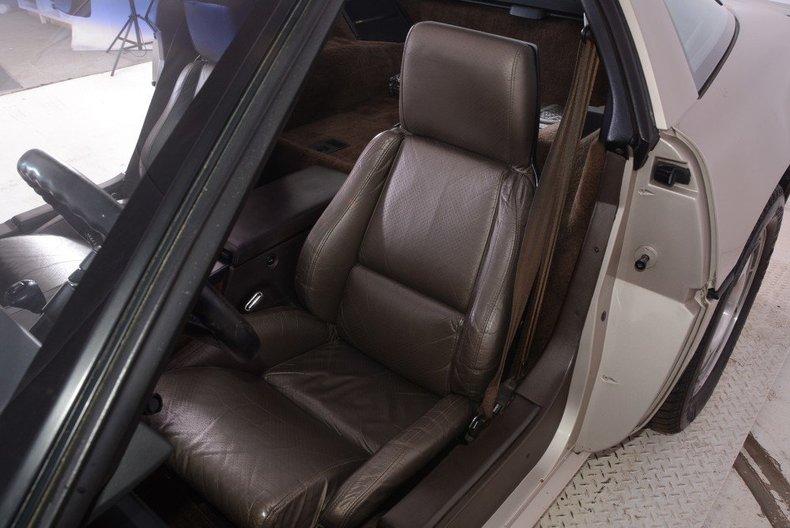 1987 Chevrolet Corvette Image 21
