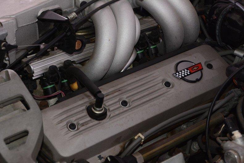 1987 Chevrolet Corvette Image 28
