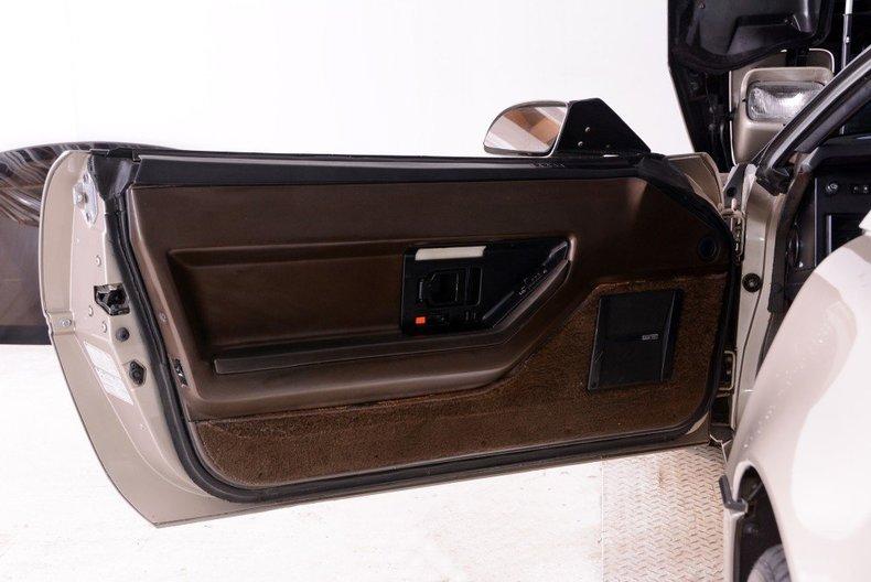 1987 Chevrolet Corvette Image 37