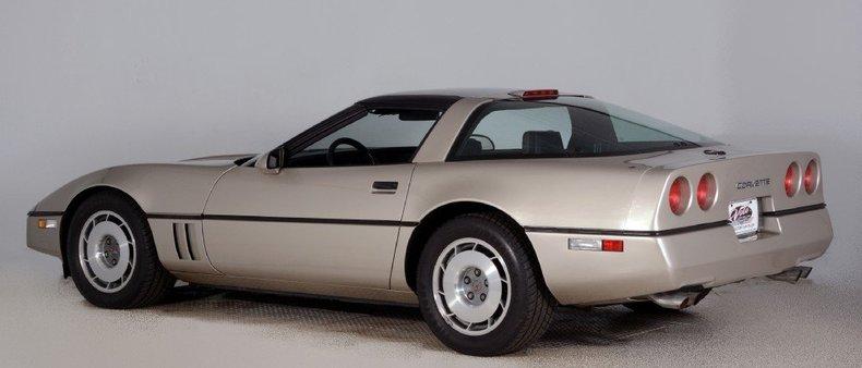 1987 Chevrolet Corvette Image 40