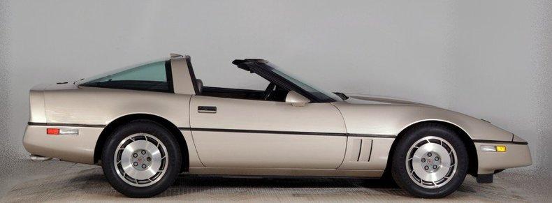 1987 Chevrolet Corvette Image 41