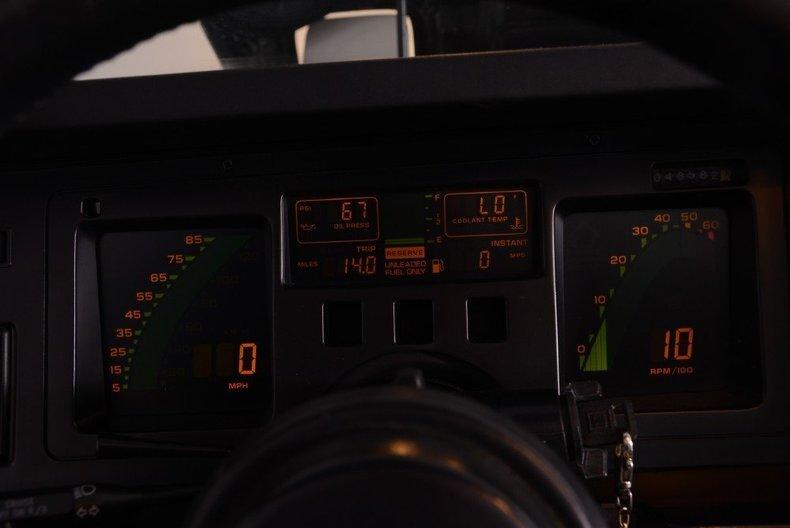 1987 Chevrolet Corvette Image 42