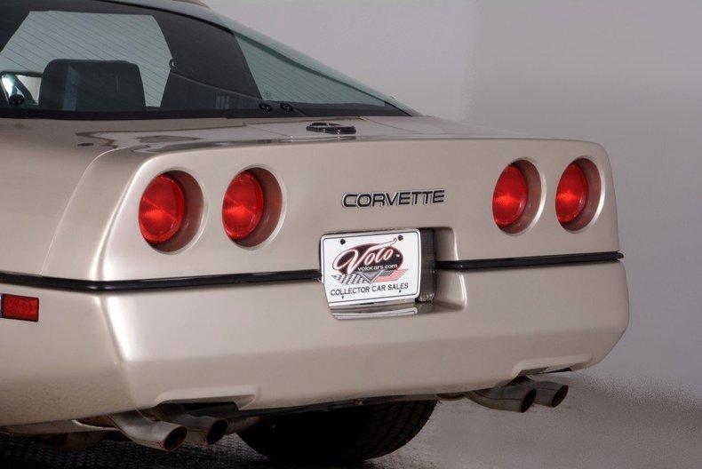 1987 Chevrolet Corvette Image 43
