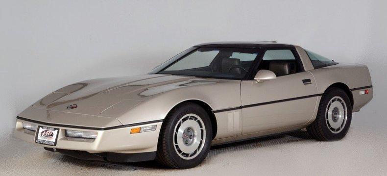 1987 Chevrolet Corvette Image 46