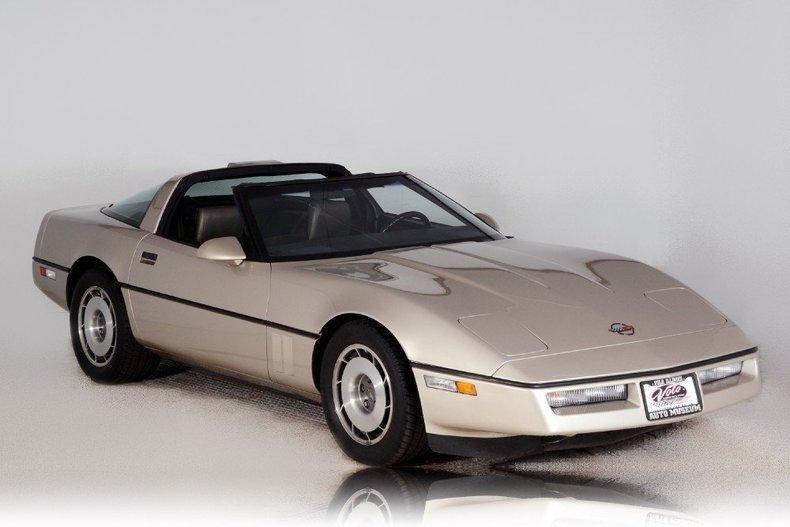 1987 Chevrolet Corvette Image 52