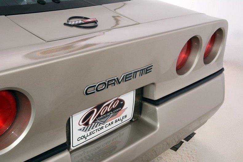 1987 Chevrolet Corvette Image 53