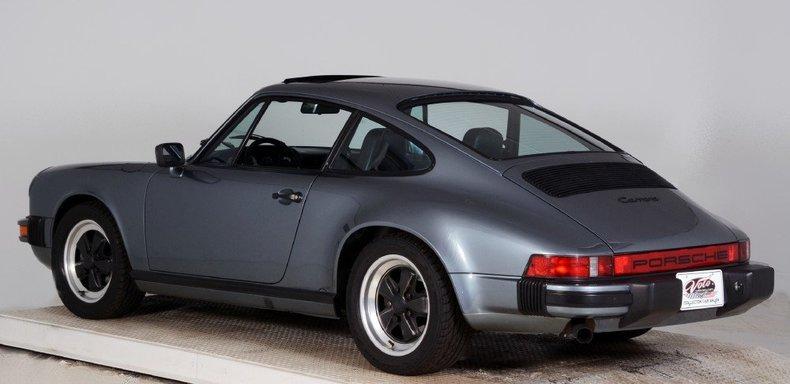 1984 Porsche 911 Image 1