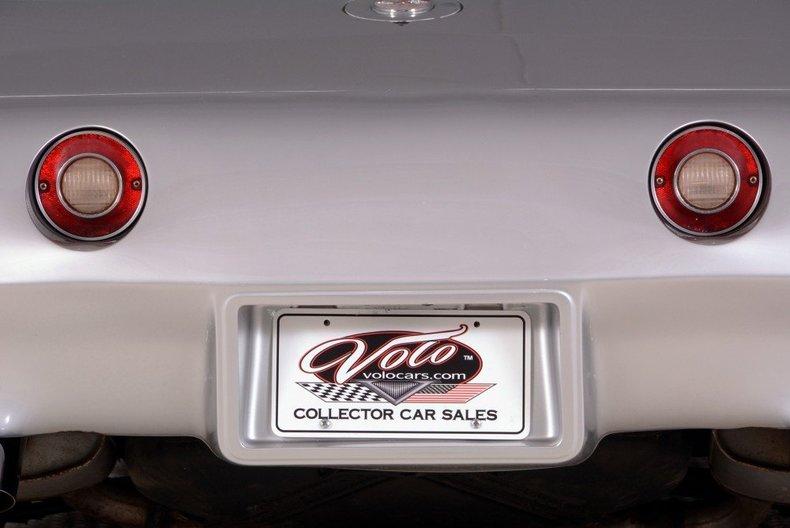 1975 Chevrolet Corvette Image 2
