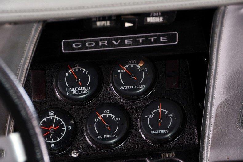 1975 Chevrolet Corvette Image 7