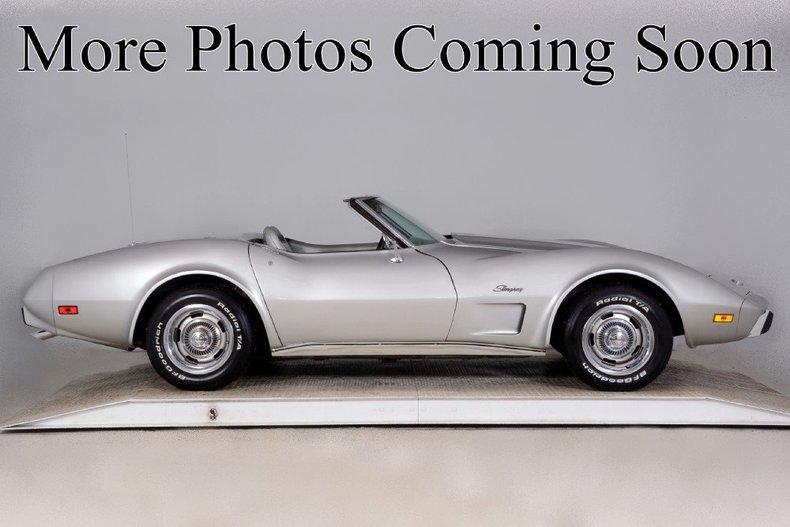 1975 Chevrolet Corvette Image 18