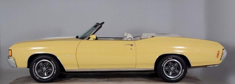 1972 Chevrolet Chevelle Image 15