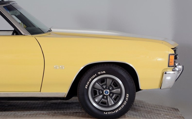 1972 Chevrolet Chevelle Image 29