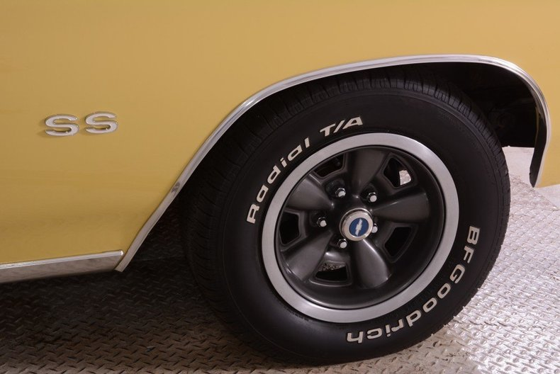1972 Chevrolet Chevelle Image 37