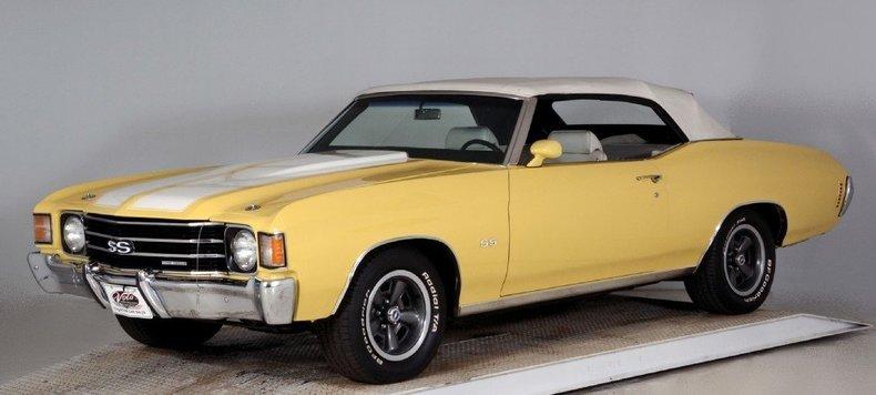 1972 Chevrolet Chevelle Image 56