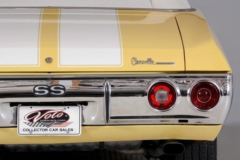 1972 Chevrolet Chevelle Image 73