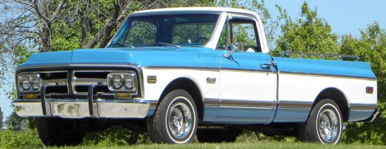 1972 GMC  Image 109