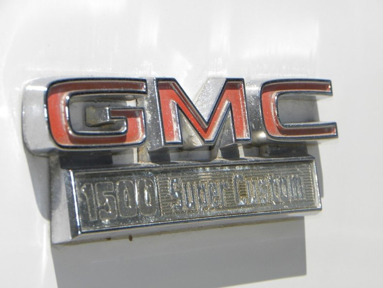 1972 GMC  Image 83