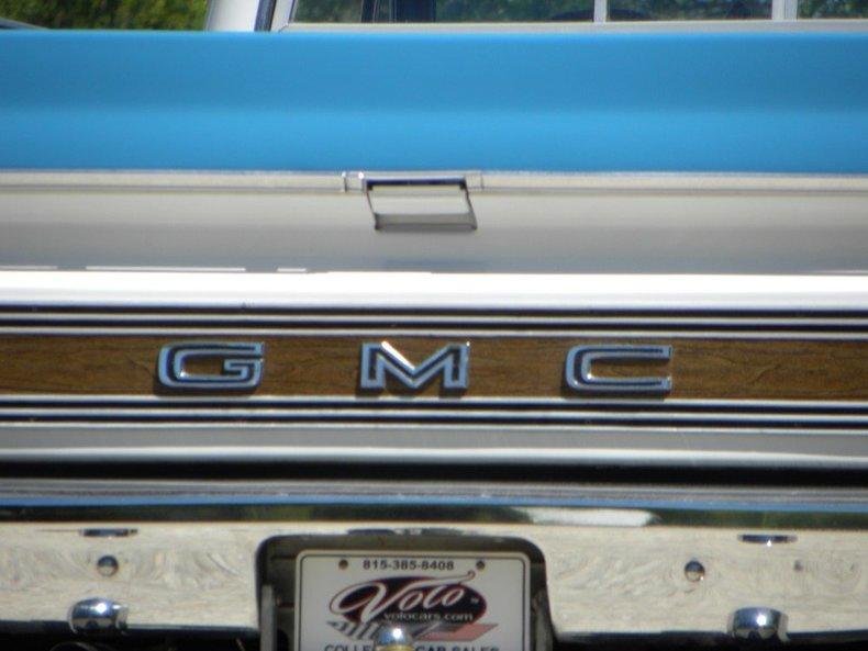1972 GMC  Image 99