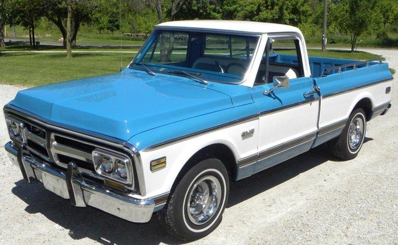 1972 GMC  Image 22