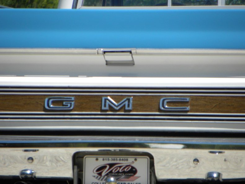 1972 GMC  Image 17