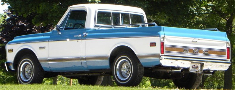 1972 GMC  Image 30