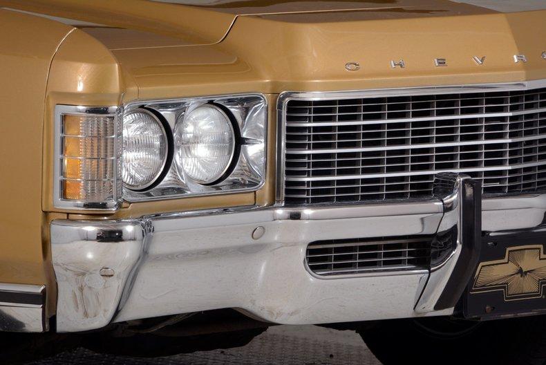 1971 Chevrolet Impala Image 31