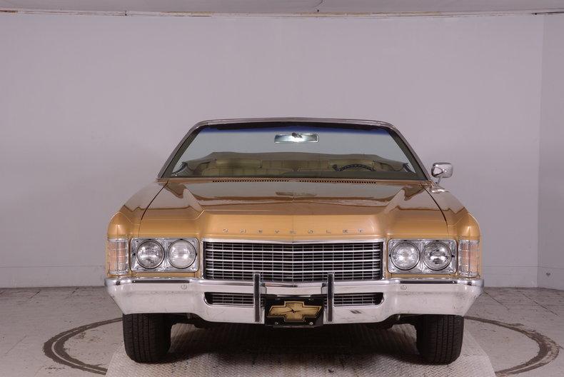 1971 Chevrolet Impala Image 7