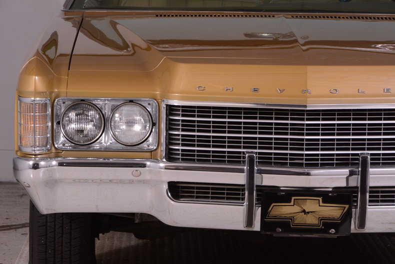 1971 Chevrolet Impala Image 9