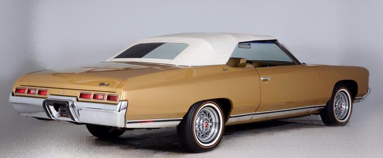 1971 Chevrolet Impala Image 3