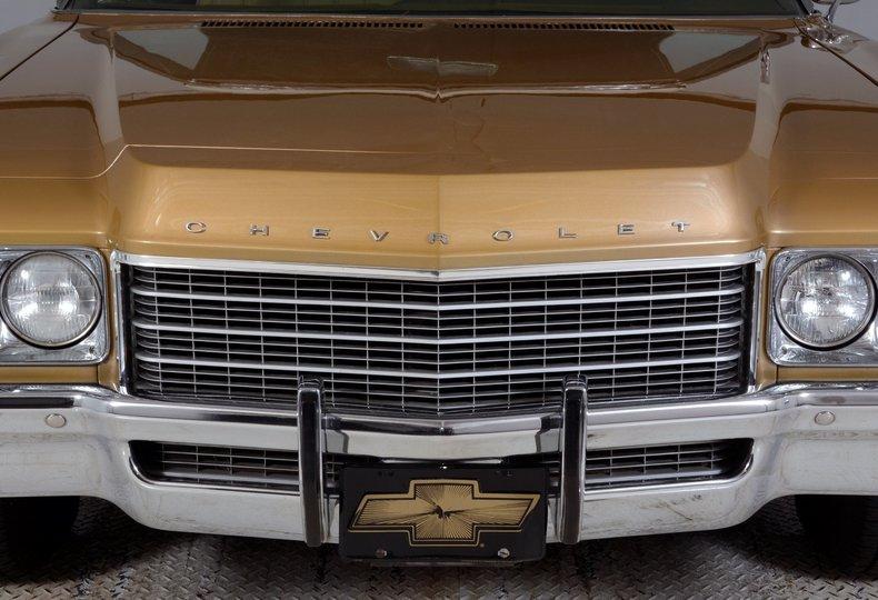 1971 Chevrolet Impala Image 53