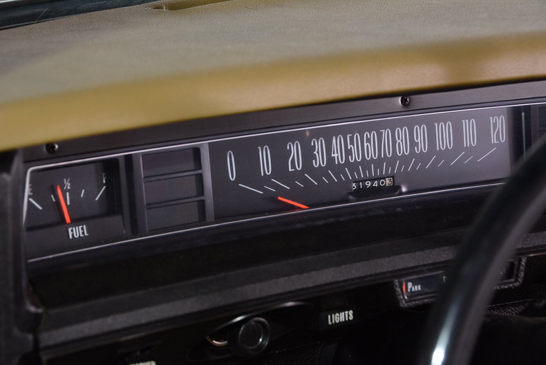 1971 Chevrolet Impala Image 23