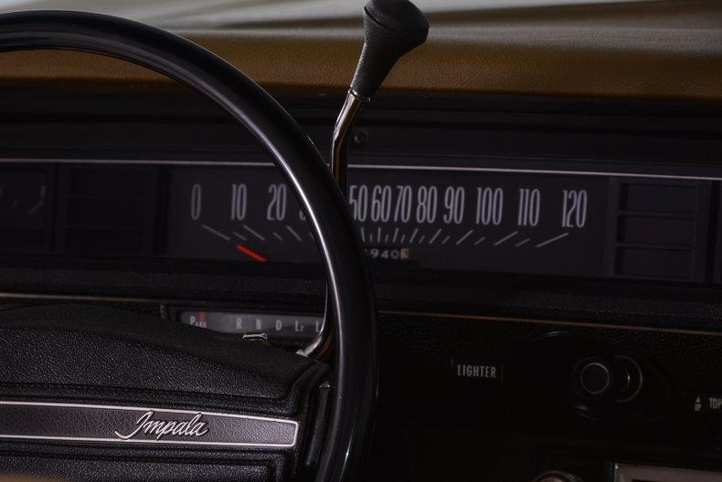 1971 Chevrolet Impala Image 27